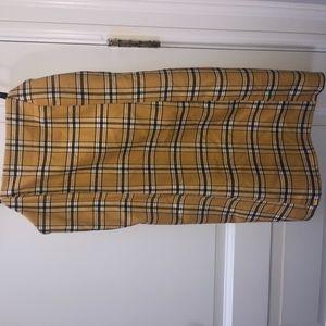 Urban Outfitter Clueless Pattern Dress